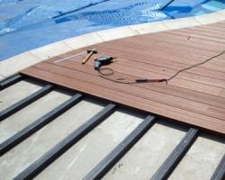 انواع زیرسازی چوب پلاست