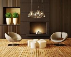 چوب پلاست ایده ای نو برای استفاده در دکوراسیون داخلی